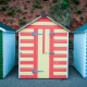 Front Beach huts